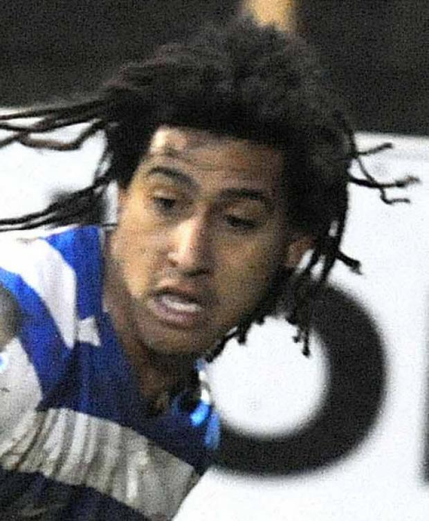 Oxford City striker Ashan Holgate is fit to return from injury should their home match with Halifax survive the big freeze