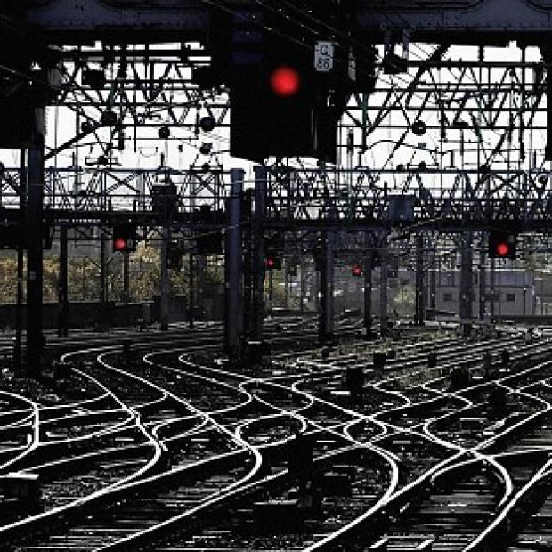 Rail engineers looked at ways of minimising the impact of a potential bomb blast on passenger trains