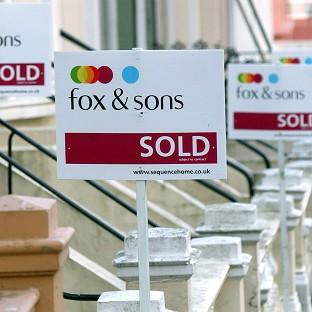The Oxford Times: House prices were flat across England and Wales in January following six months of falls
