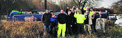 The Oxford Times: The boat rescuers