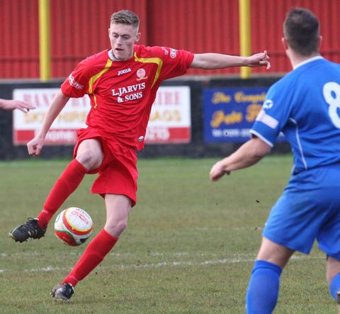 Banbury United will be without the injured George Allen for their trip to Frome Town