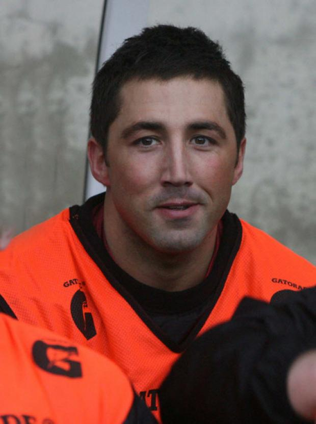 Gavin Henson is on the bench for London Welsh's trip to Leicester