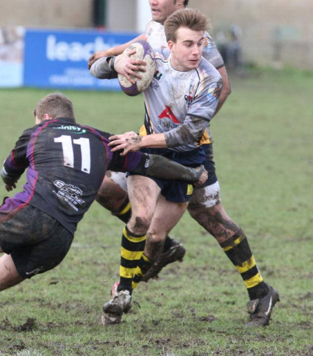 Harry Whittington moves to full back for Oxford Harlequins' game at London Irish Wild Geese tomorrow