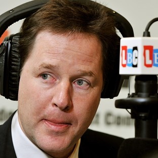 Clegg admits 'mistakes' on Rennard