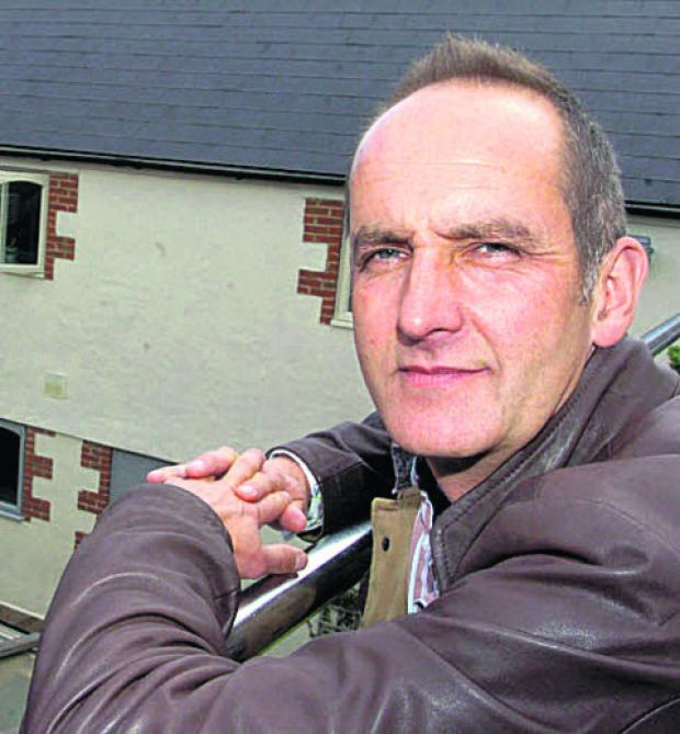 TV presenter and developer Kevin McCloud