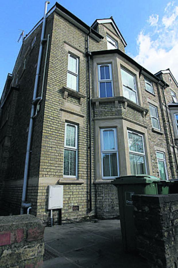 Would-be student accommodation: 229 Cowley Road