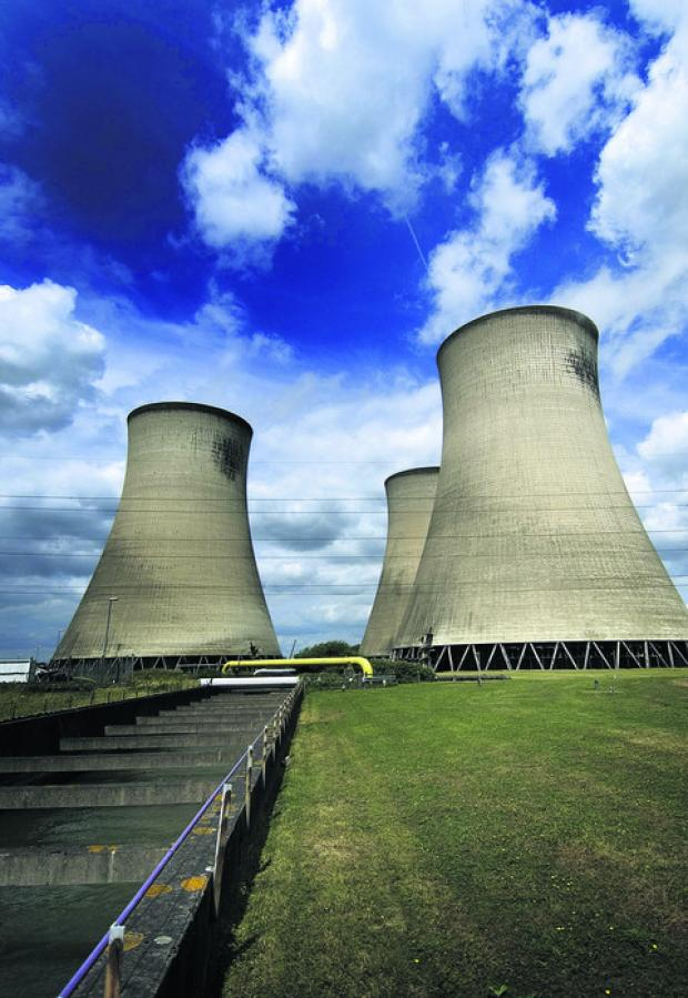 Didcot A: Countdown to power shutdown begins
