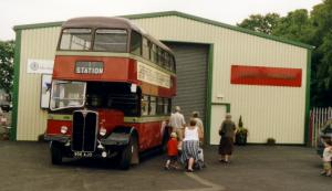 Wednesday opening at Oxford Bus & Morris Motors Museums