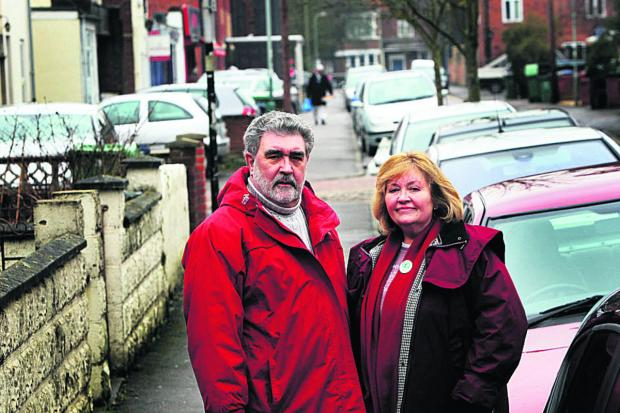 ACTION: David and Alison Williams