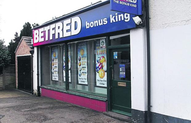 Betfred in The Slade
