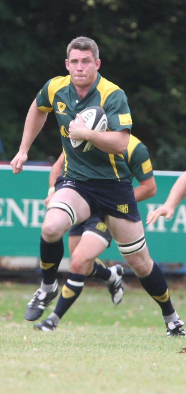 Flanker Matt Payne returns to the Henley starting line-up
