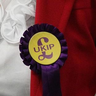 A Ukip spokesman said the party was fighting the campaign 'on principle not dirty politics'