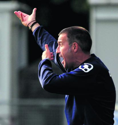 FOOTBALL: Boss backs Lewis for U's hot-seat