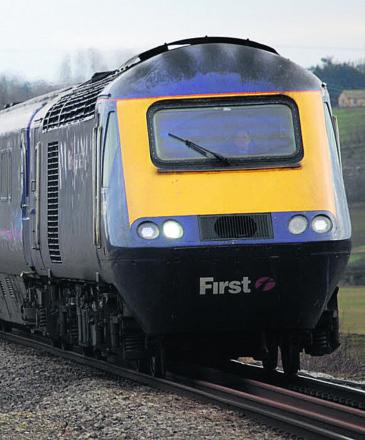 Person hit by train at Charlbury