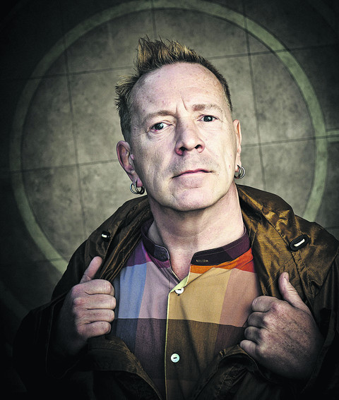 John Lydon: Here's Johnny!