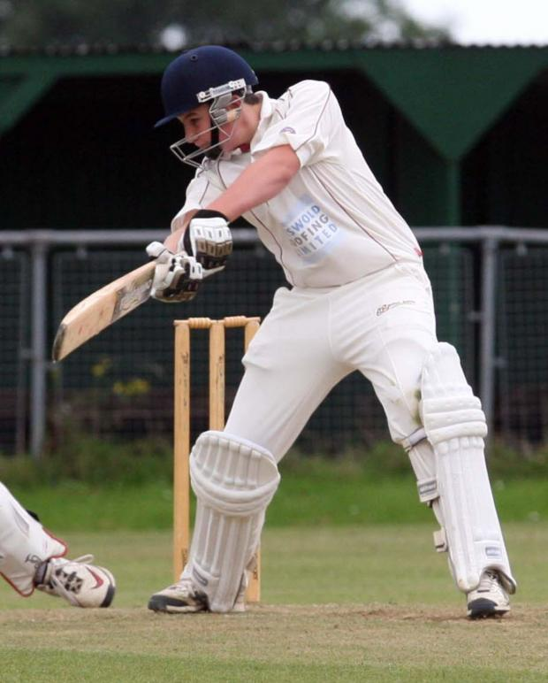 The Oxford Times: Jordan Garrett led the way for Oxfordshire Under 15s