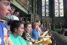 Preview of Eton Choral Course at Trinity College