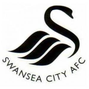 The Oxford Times: Football Team Logo for Swansea City