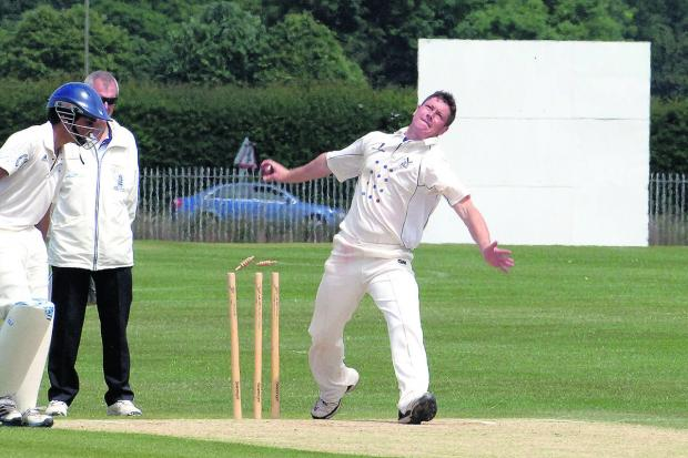 Karl Penhale took three wickets for Rowant