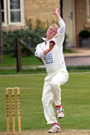 All-rounder Robbie Shurmer comes into Great & Little Tew's side