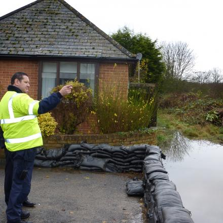 FLOODING: Nominate your flood heroes