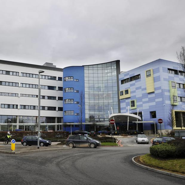 The Oxford Times: The John Radcliffe Hospital