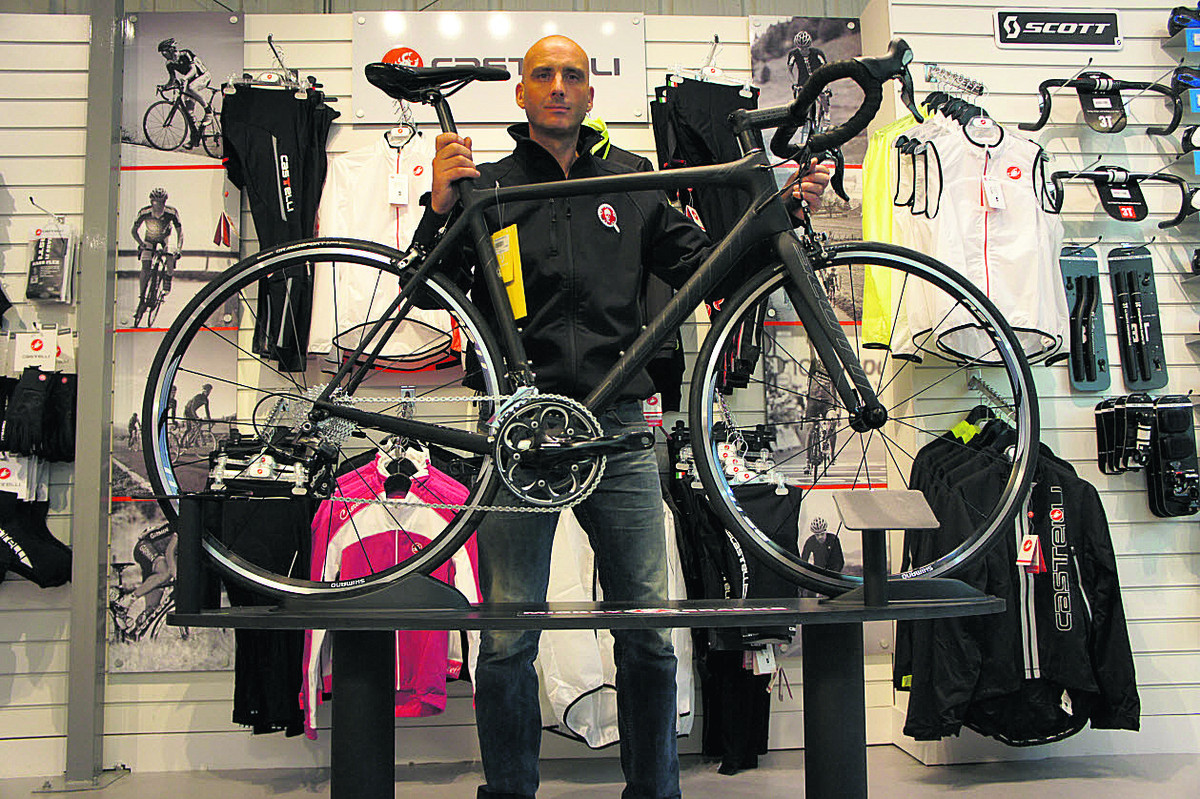 Former SAS man pedals his own course in new venue