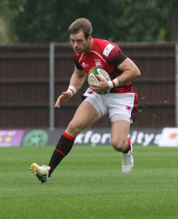 The Oxford Times: London Welsh full back Seb Jewell says the players have a lot to prove in today's clash at Jersey