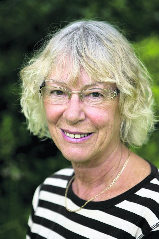 The Oxford Times: Concern: Councillor Susanna Pressel says locals would miss the hall