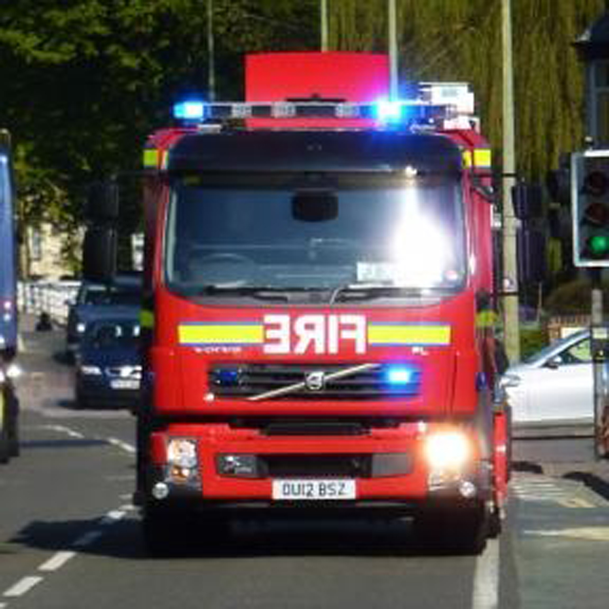 999 coverage kept up during firefighters' pensions strikes