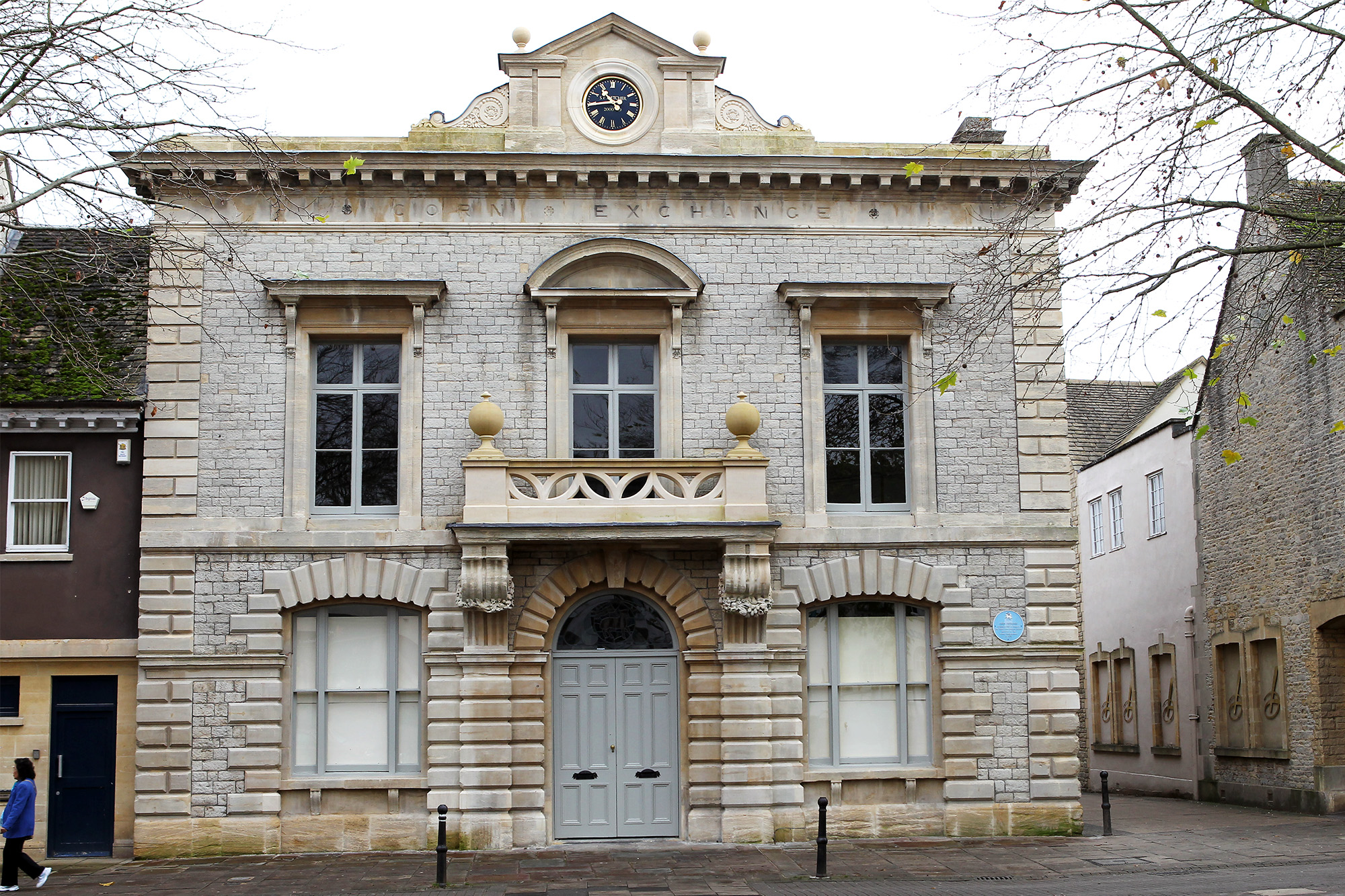 Witney's Corn Exchange