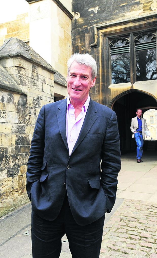 The Oxford Times: Jeremy Paxman will present the series on the BBC