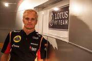 Kovalainen signs for Lotus