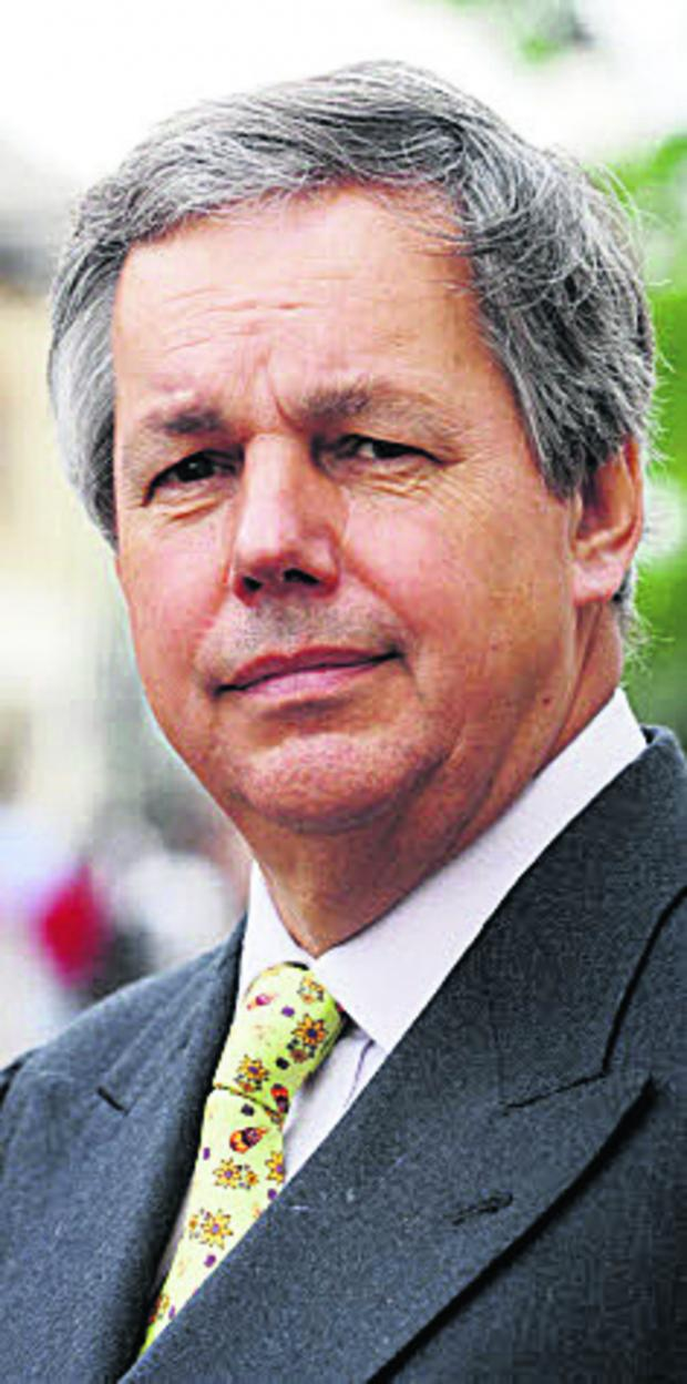 The Oxford Times: Tony Baldry