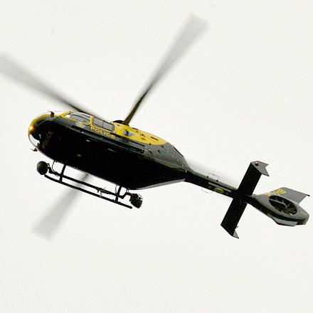 Police helicopter used to help trace three suspects in Bicester