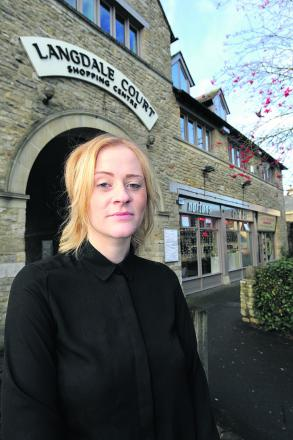 CONCERN: Nortons manager Tilly Wates is worried that the bar might close if trade doesn't pick up in the new year