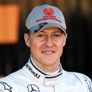 Authorities get Schumacher helmet