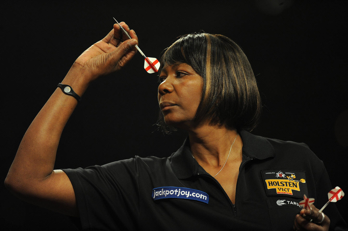 Deta Hedman has set her sights on bringing the world championship trophy back to Oxfordshire