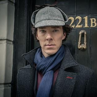 The Oxford Times: The BBC has brushed off suggestions that material in Sherlock, played by Benedict Cumberbatch, was a gibe at current London mayor Boris Johnson.