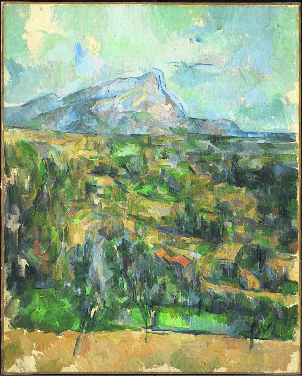 The Oxford Times: Paul Cézanne's Mont Sainte-Victoire will be one of the stars of the show.