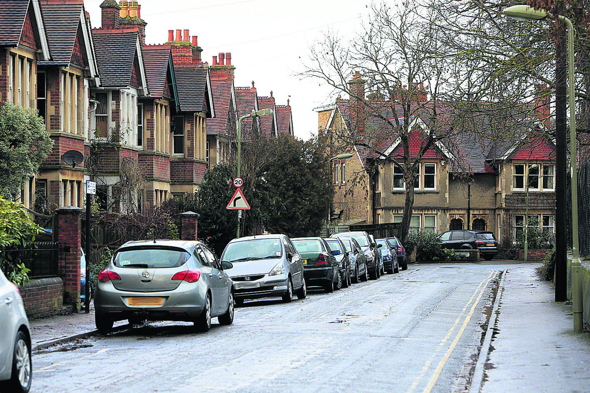 Bainton Road is the most expensive street in Oxford city in the Lloyds Bank list