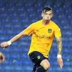 The Oxford Times: Michael Raynes is one of four U's players to grow their hair to raise money for charity