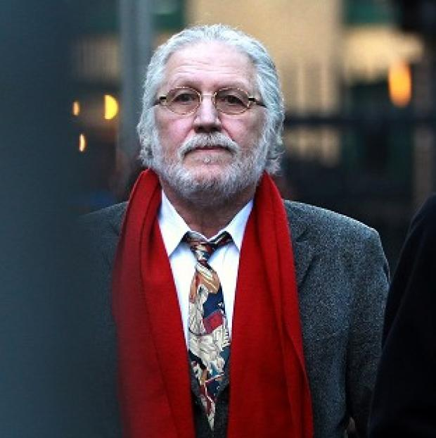 The Oxford Times: Former Radio 1 DJ Dave Lee Travis arrives for a pre-trial hearing at Southwark Crown Court in London where he faces sex charges