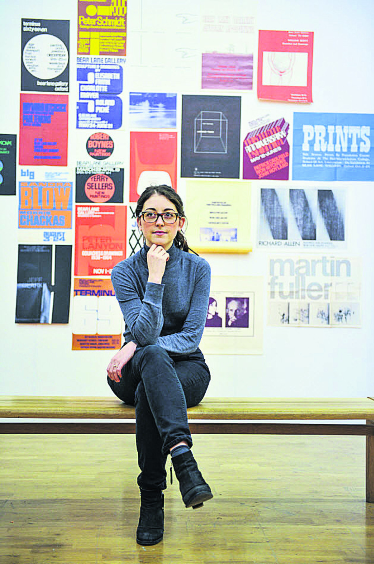 Modern Art Oxford's curator of exhi