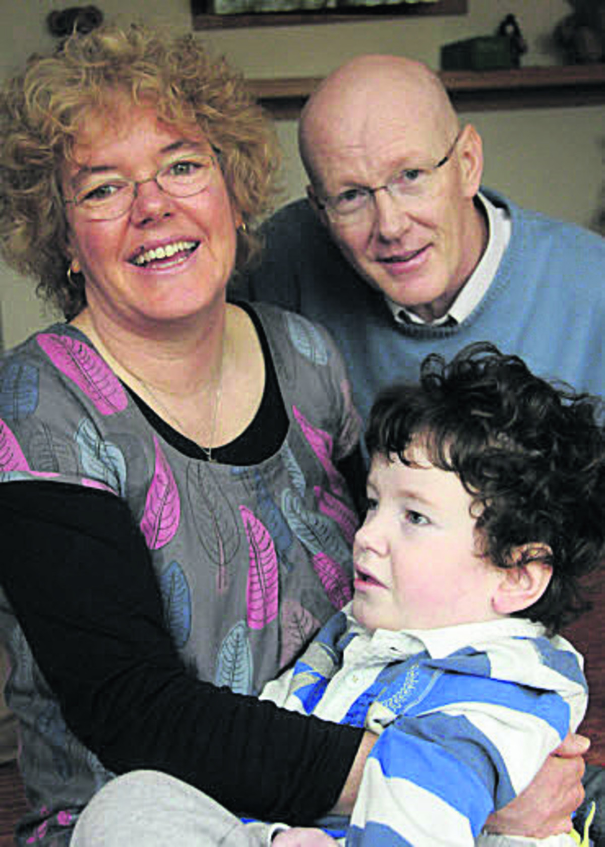 Katherine Pixton, husband Andy, and their son Jack, who died in 2011 aged seven, were supported by the Rosy Nurses for more than five years