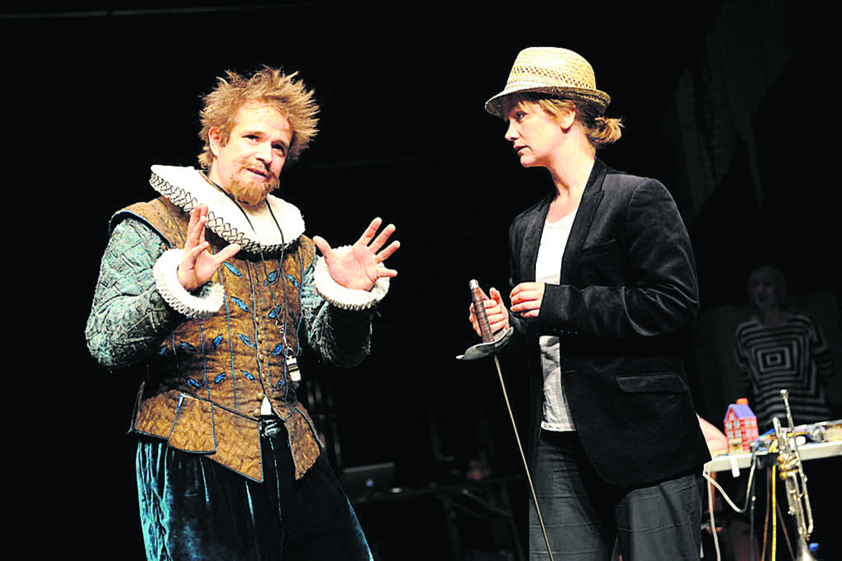 Tis Shakespeare as you know it not - Twelfth Night @ Oxford Playhouse