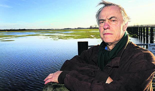 The Oxford Times: John Bleach at Port Meadow