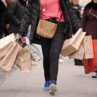 The Oxford Times: Retail sales leapt 2.6% during December