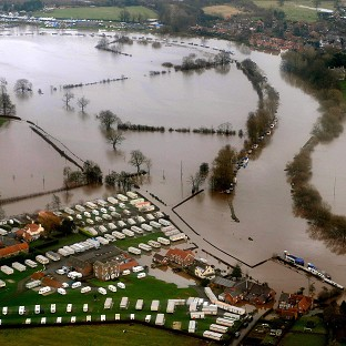 With saturated ground, forecasters say the public should be aware of the likelihood of localised flooding