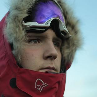 The Oxford Times: Lewis Clarke on his trek to the South Pole